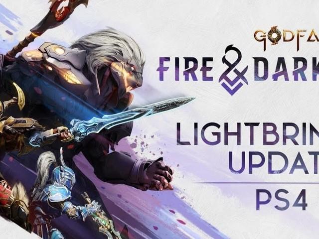 """Godfall: PS4-Version, Erweiterung """"Fire & Darkness"""" und Lightbringer-Update angekündigt"""