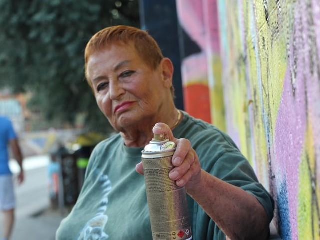 Wenn Senioren zur Spraydose greifen