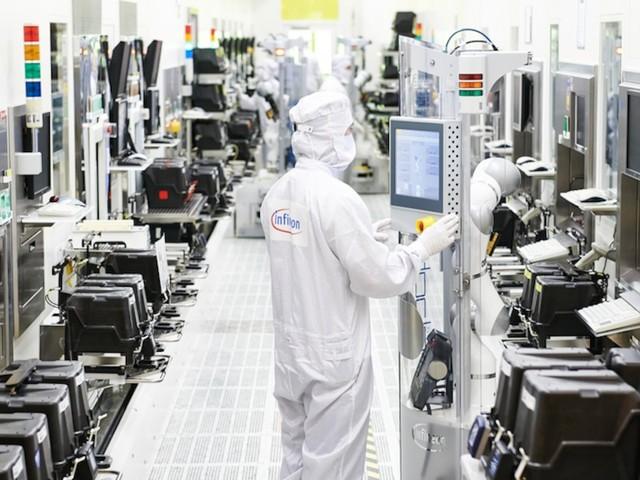 Halbleiter-Krise - Infineon stampft neues Chip-Werk aus dem Boden: Warum der Bau ein Glücksfall war