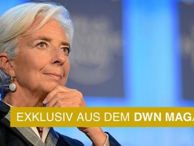 Christine Lagarde: Eine Frau will nach oben