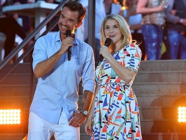 Liebes-Getuschel um Single Florian Silbereisen: Beatrice Egli gibt Rätsel auf