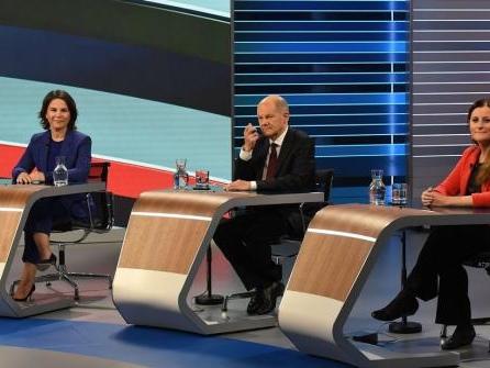 Elefantenrunde: Grüne und FDP bei Finanzpolitik weit auseinander