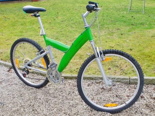 Mountainbike MTB Fahrrad - Design Pininfarina - 26 Zoll - Shimano in Kassel