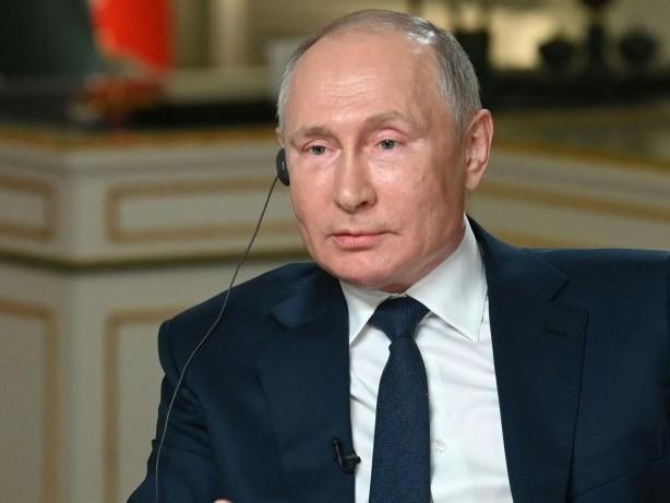 Putin: Russland hat nie Cyberattacken ausgeführt