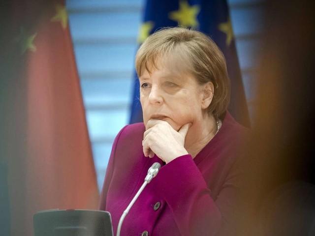 CDU-Umfrage-Debakel ohne Ende: Auch Merkel jetzt abgestraft - Bittere Prognose für Laschet
