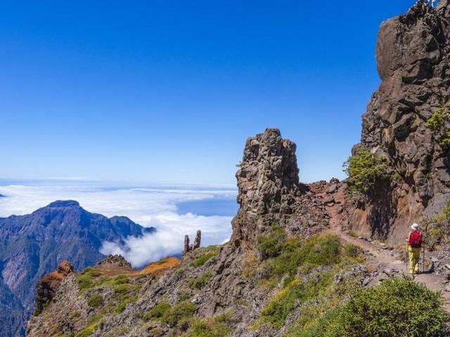 """Vulkane voraus: """"Heiße"""" Trekking-Trails auf den Kanarischen Inseln"""