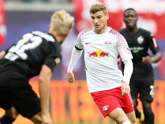 Vierter Sieg in Serie: RBLeipzig 1:0 gegen Stuttgart