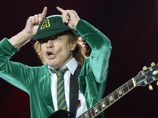 Neue Platte von AC/DC: Einmal Ohrenreiberl für alle!