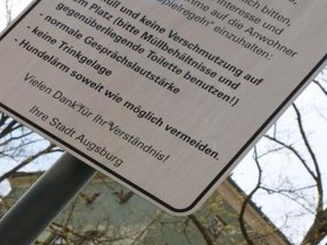 Augsburg - Drogentreff am Oberhauser Bahnhof: Stadt macht um den Alternativ-Standort noch ein Geheimnis