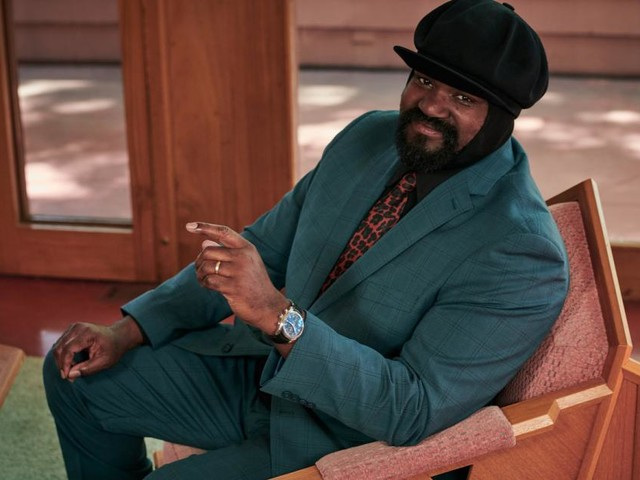 Jazz-Star Gregory Porter singt passiv-aggressive Protestsongs