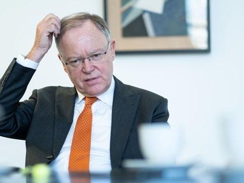 Ministerpräsident Weil besucht den Wollepark in Delmenhorst