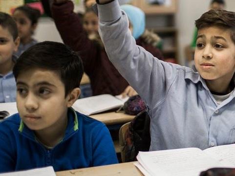 Sprachförderung für Flüchtlingskinder nach wie vor aktuell