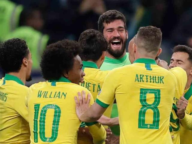 Halbfinale der Copa America: Bei Brasilien gegen Argentinien werden Helden geboren