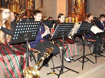 Adventskonzert in der Hambacher Marienkirche
