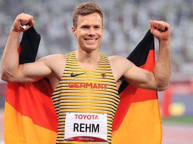 Olympia: Para-Weitspringer Rehm gewinnt Gold