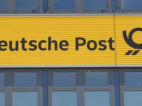 Online-Boom hält Deutsche Post auf Wachstumskurs