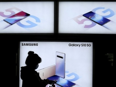Samsung kündigt erstes 5G-Smartphone für Juni an