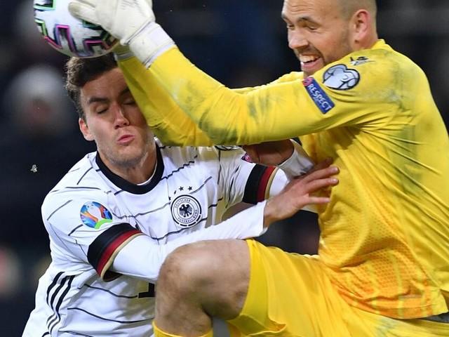 Luca Waldschmidt erleidet in EM-Quali schwere Verletzungen und fällt lange aus