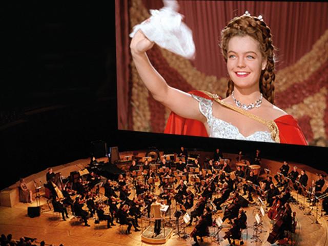 Sissi mit Live-Musik | Filmabend im Konzerthaus Wien am 6. März 2022