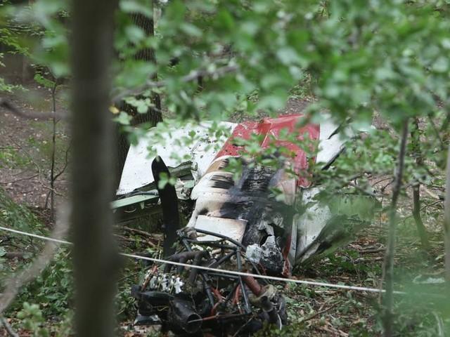 Suche nach Ursache dauert an: Tote nach Flugzeugabsturz im Siebengebirge identifiziert