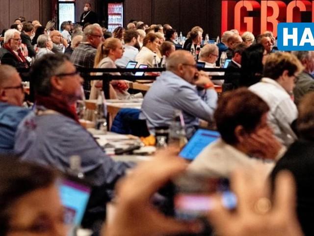 IG-BCE-Kongress: Spitzenpolitiker kündigen Tempo beim Umbau der Industrie an