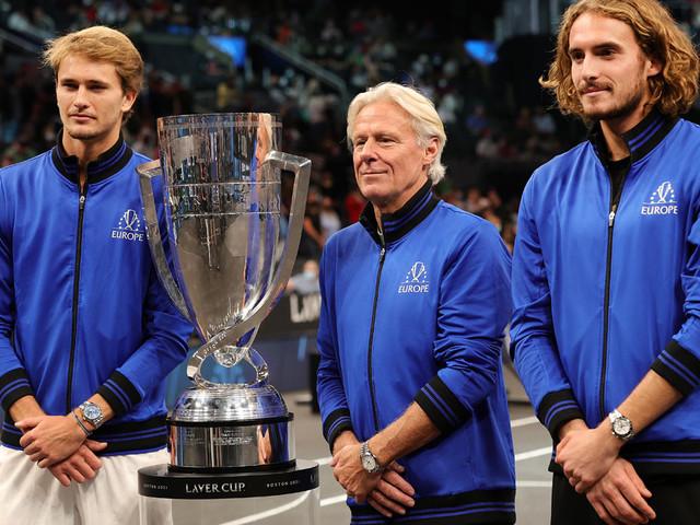 Tennis: Laver Cup: Zverev & Rublev machen alles klar