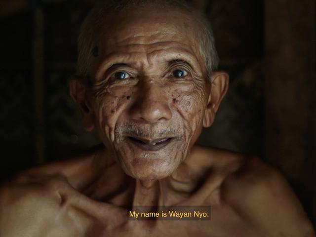 Voice Above Water – Kurzfilm über einen Müll sammelnden balinesischen Fischer