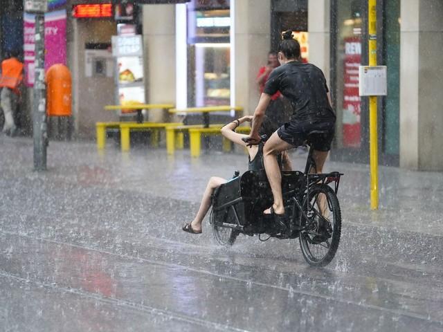 Sommerwetter: Viel zu nass, sonst aber normal: DWD zieht erste Wetter-Bilanz für Sommer 2021