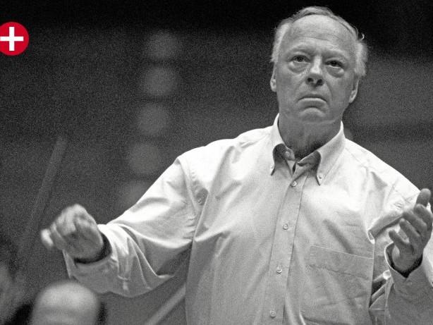 Nachruf: Mit Bernard Haitink starb ein stiller Dirigenten-Star