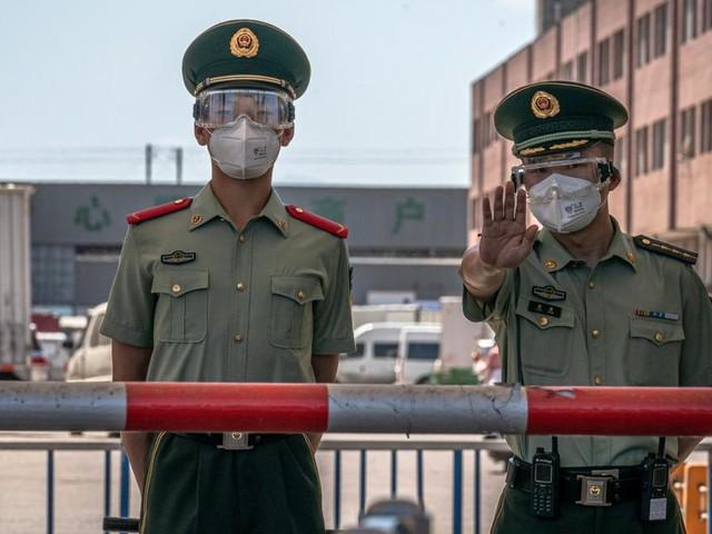 """Wie China mit Big Brother die Corona-Krise """"gewinnt"""""""