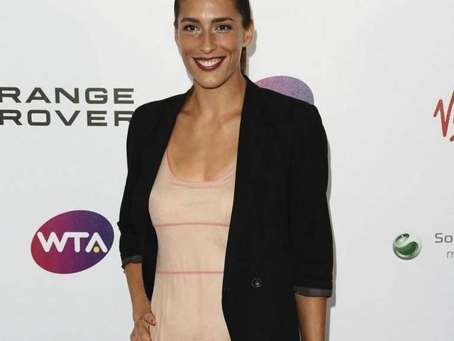 Andrea Petkovic: Die Tennisspielerin moderiert künftig im ZDF