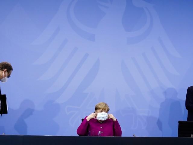 Das ist der Entwurf für die Bund-Länder-Beratungen: Lockdown bis weit nach Ostern, Ausgangssperren, Schulschließungen