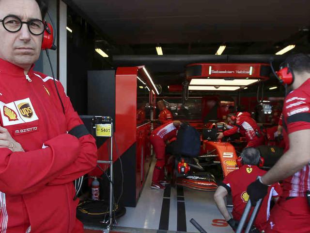 Trotz schwachen Auftakts: Bei Ferrari ist die Zuversicht zurück