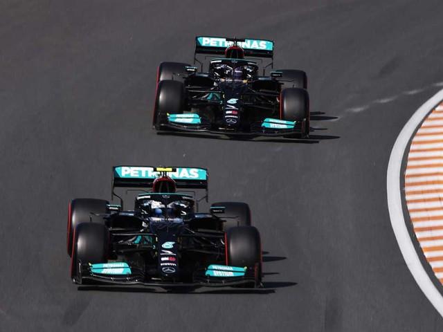 Formel 1: Mercedes-Duo in Sotschi vor Verstappen