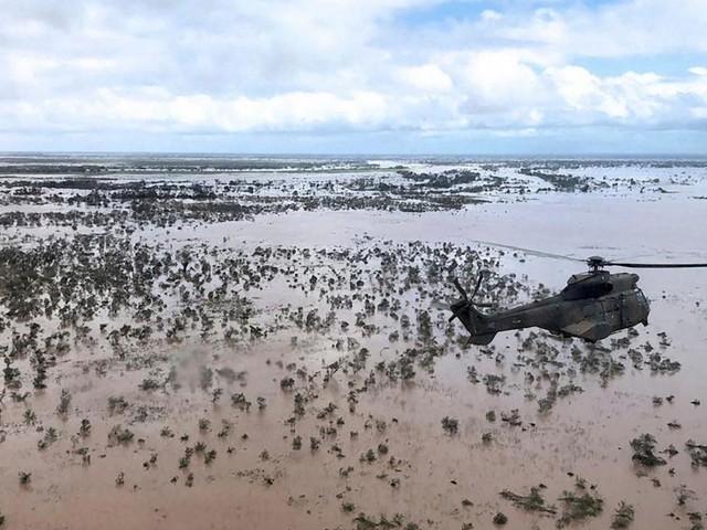 """Zyklon """"Idai"""": Tausende weitere Opfer befürchtet"""
