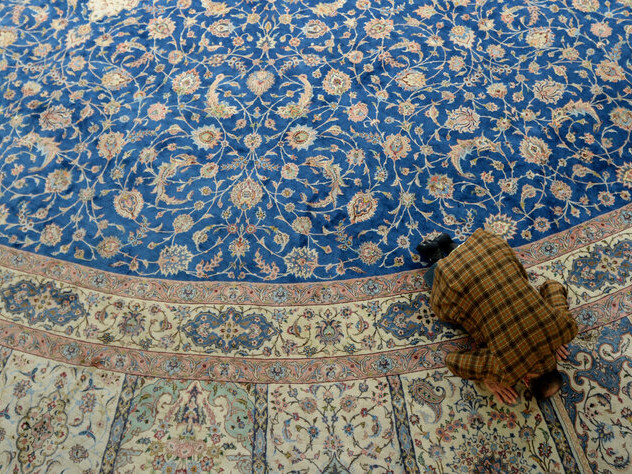 Streit um iranische Moschee: Grüne tun sich schwer mit Mullahs