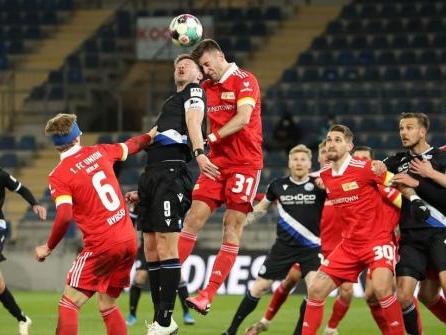 Bielefeld holt bei Kramer-Debüt einen Punkt gegen Union