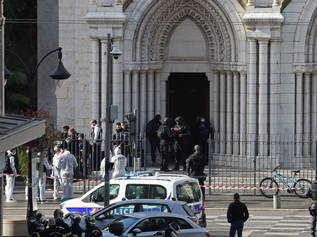 Nizza in Frankreich: Antiterror-Staatsanwaltschaft ermittelt nach Angriff mit mehreren Toten