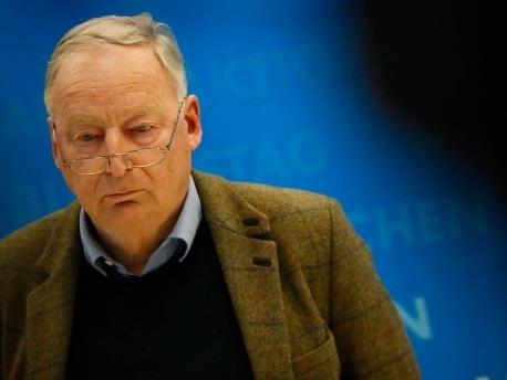 AfD-Chef Alexander Gauland will den Verfassungsschutz abschaffen