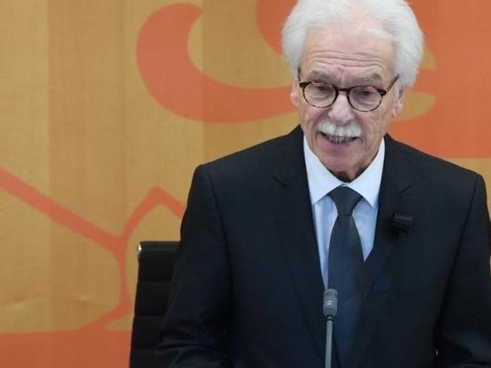 Hessen - Landtags-Alterspräsident Kahnt tritt aus AfD aus