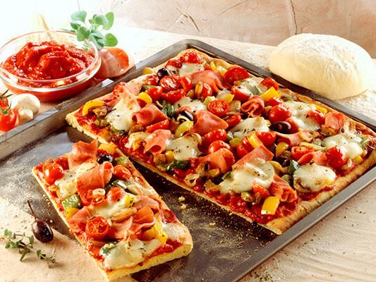 Pizzateig im Test: Fertiger Teig ist eine gute Alternative