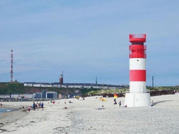 Nordsee-Insel: Zelten mit Seehunden: Urlaub auf der Helgoländer Düne