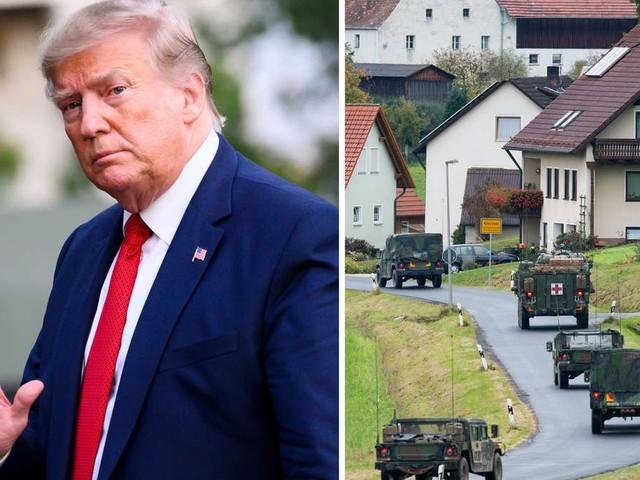 Donald Trump droht - aber bayerischer Bürgermeister reagiert jedoch sehr gelassen