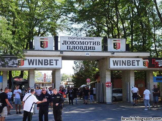 Lokomotiv Plovdiv – Botev Plovdiv 1:1 (0:1)