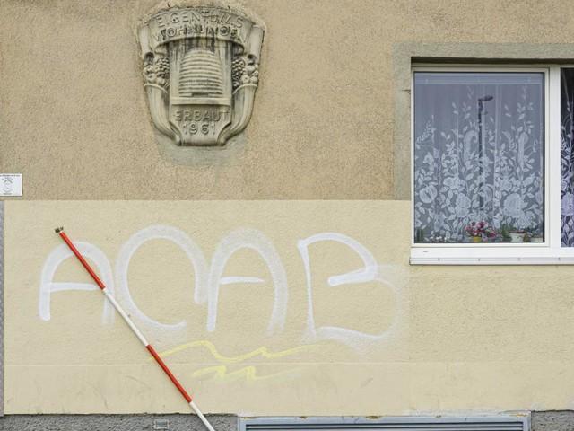 Kriminelle Kritzeleien: Die Zahl der Anzeigen wegen illegaler Graffiti ist gestiegen