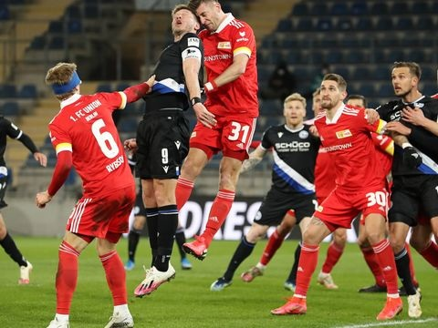 24. Spieltag: Bielefeld holt bei Kramer-Debüt einen Punkt gegen Union