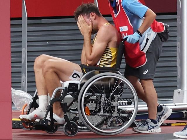 Olympia kompakt: Bitteres Aus für Zehnkämpfer Niklas Kaul - Abgang im Rollstuhl