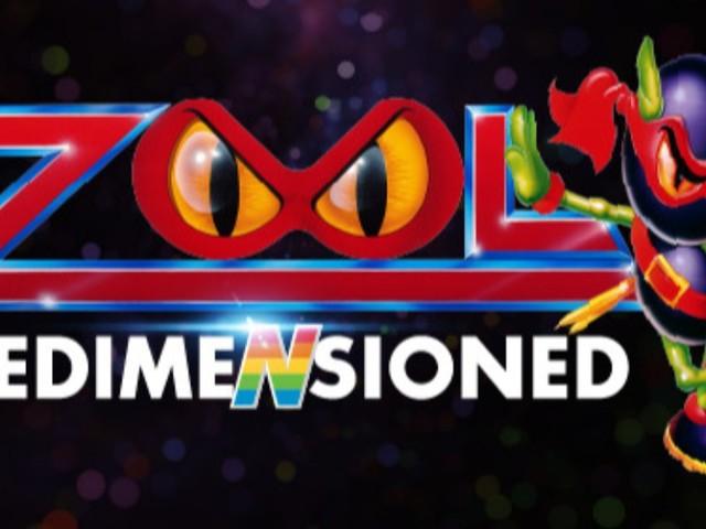 Zool Redimensioned: Aufgefrischte Rückkehr des Jump-n-Run-Oldies angekündigt