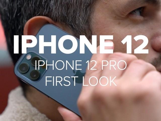 Apple iPhone 12 & iPhone 12 Pro: Der erste Eindruck