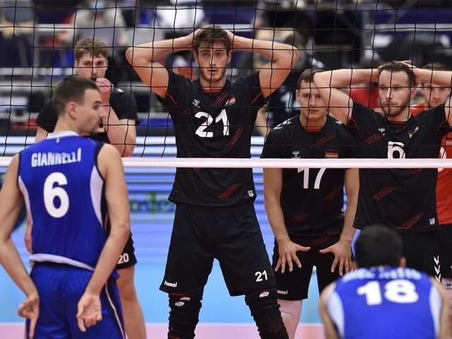 Volleyball-EM: Deutschland scheitert im Viertelfinale krachend an Italien
